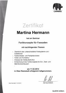 2014-02-11 Martina Hermann Farbkonzepte für Fassaden