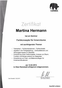 2014-02-12 Martina Hermann Farbkonzepte für Innenräume